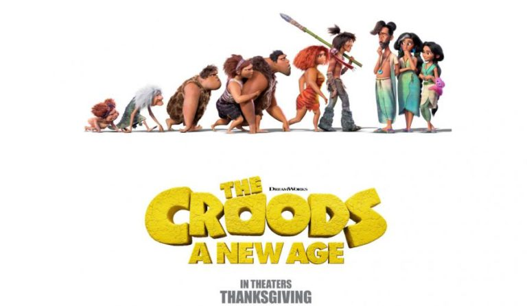 The Croods: A New age subtitle