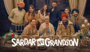 Sardar Ka Grandson (2021) movie subtitles download