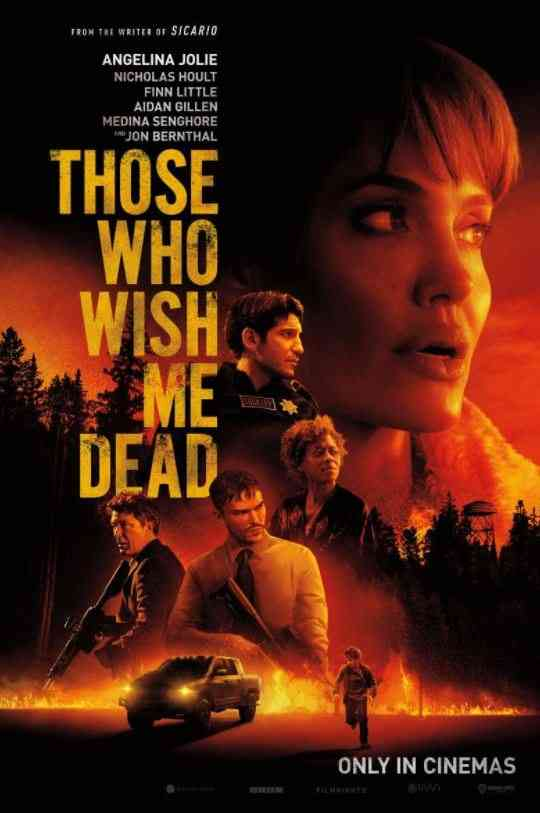 THOSE WHO WISH ME DEAD (2021) SUBTITLES DOWNLOAD | ENGLISH SUBS