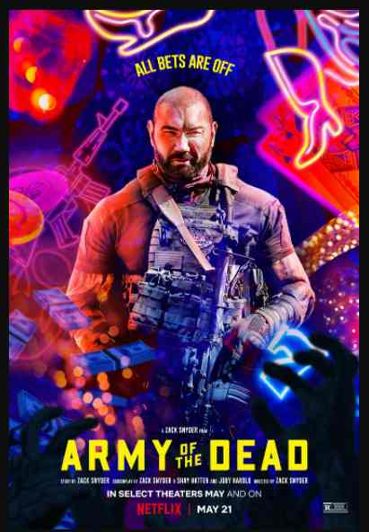 Army of the Dead (2021) Subtitles Download | English Subtitles