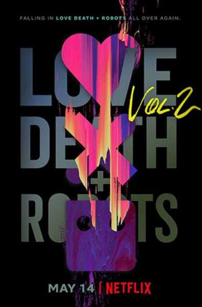LOVE, DEATH + ROBOTS : VOLUME 2 (2021) SUBTITLES DOWNLOAD | ENGLISH SUBS